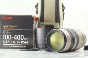[MINT in Box] CANON ZOOM EF 100-400mm f/4.5-5.6 L IS USM AF Lens Form JAPAN