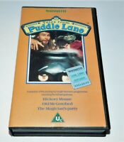TALES FROM PUDDLE LANE - STAGE 3 READING PROGRAMME STORIES - RARE VHS VIDEO