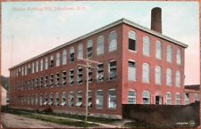Johnstown, NY 1909 Postcard: Dianna Knitting Mill - New York