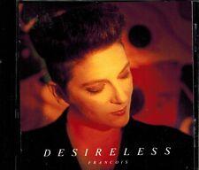 "DESIRELESS ""FRANCOIS"" FRENCH ITALO CAMBOURAKIS RIVAT JAPAN DUBOIS CD ALBUM 1989"