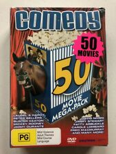 Comedy - 50 Movie Mega-Pack (DVD) Region ALL - NEW & SEALED