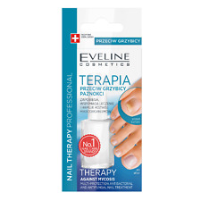 Eveline Nail Therapy Against Onychomycosis Multi Protection Antibacterial 12ml