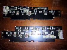 Controles De Plataforma Cinta Sony TC-D607 a Y B