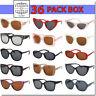 Womens Fashion Bling Sunglasses Wholesale Bulk Lot 36 PCS PICTURED New Items