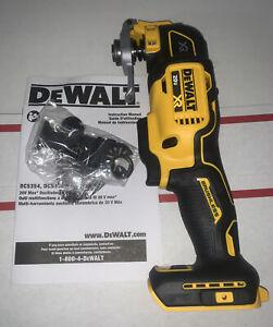 DEWALT DCS356B 20V 20 VOLT Max XR Brushless 3-Speed Oscillating Multi-Tool