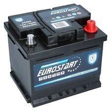 Starterbatterie 44Ah EUROSTART 12V 44 Ah 400A EN Autobatterie