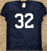 Blue Football Jersey #32 XL - Production Made -  It's A Wrap COA - (BABA)