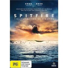 SPITFIRE DVD, NEW & SEALED, 2018 RELEASE, FREE POST