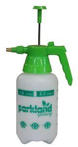 Parkland® 1L 2L 3L Pressure Sprayer Spray Weed Killer Garden Chemicals Water
