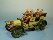 Lineol / Elastolin - Paradewagen Hindenburg und Ludendorff - 7 cm Serie = 1:24