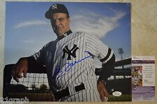 Joe Torre Signed 11x14 Photo w/ JSA COA #L51408 New York Yankees