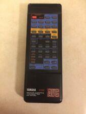 YAMAHA RS-AVC50 AV TRANSMITTER AMP REMOTE CONTROL  RTVA801100, RSAVC50, AVC50