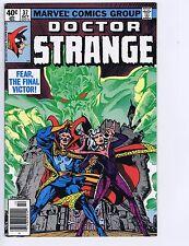 Dr. Strange #37 Marvel Pub 1979