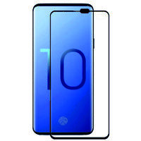 Adhesive Screen Protector for Samsung Galaxy S10, S10+, S10e Tempered Glass 9H