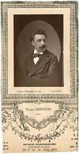 Lemercier, Paris, artiste, Félix-Ludger Rossignol de Joncières dit Victorin de J