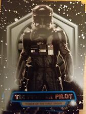 2016 Star Wars The Force Awakens 2 #8 TIE Fighter Pilot Power of First Order