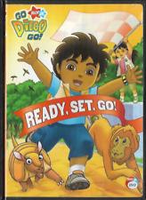 Go, Diego, Go - Ready, Set, Go (DVD, 2007)