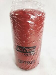 Fuel Filter Baldwin BF7922 (5) PACK - ONE IS SLIGHTLY DENTED (2 MISSING GASKET)