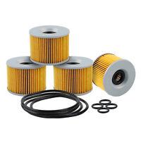 3x Oil Filter For HONDA CB900C GL1000 GL 1200 A I CB750 CB650SC CB550SC CB1100R
