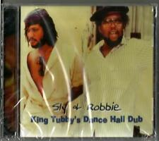 King Tubby's Dancehall Dub by Sly & Robbie (CD, Jun-1998) NEW SEALED