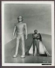 Klaatu & Gort Day The Earth Stood Still 1951 Original Photo Spaceship J3338