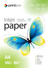 ColorWay Glossy A4 8.5x11 Photo Paper 100 sheets