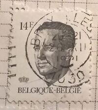 Belgium stamps - King Baudouin 1990 14 franc