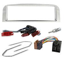 Radioblende Set für ALFA 147 GT Adapter ISO Kabel Blende Autoradio DIN