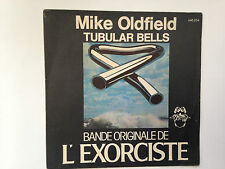 DISQUE 45T B.O FILM L' EXORCISTE // MIKE OLDFIELD TUBULAR BELLS