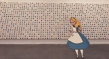 Alice In Wonderland Hirst print by MISSING PEACE Pop Art Damien Warhol Brainwash
