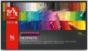 Caran d'Ache Neo pastel 96 color set 7400-396 [Japan genuine] From Japan New