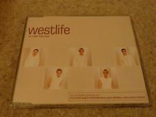 Westlife - If I Let You Go - 3 Track CD Single - Poster Interview