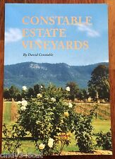 Constable Estate Vineyards Hunter Valley History Sculptures Gardens Illustrated