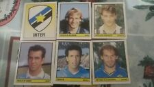 FIGURINE CALCIATORI SCALA STICK & STICK 1989/90 89/90 RECUPERATE DA ALBUM!!!!!!!