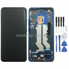 For ZTE Axon 10 Pro OLED Display LCD Touch Screen Digitizer Repair Assembly Blue