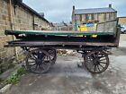 Vintage Horse Cart Barn Find Haulage