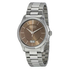 Gucci Ladies G-Timeless Brown Diamond Automatic Swiss Made Watch YA126431