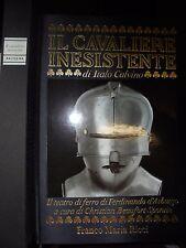 IL CAVALIERE INESISTENTE, Italo Calvino, Franco Maria Ricci 1994