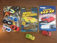 VINTAGE 1990's TYCO Lot Of Slot Cars