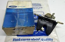 MK2 ESCORT RS2000 GENUINE FORD NOS BOOT LATCH ASSY