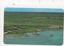 Air View Las Aventuras Tourist Center Quintana Roo Mexico Postcard 781a