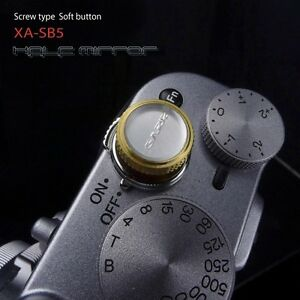 Gariz Soft Release Button XA-SB5 for Fujifilm Fuji X pro 1 X100 X10 XE1