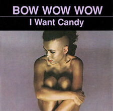Bow Wow Wow I Want Candy / RCA CD 07863 54375-2 RAR!