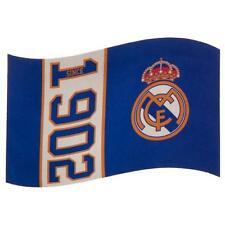 Real Madrid Football Club  Flag - Latest SN Design Flag (  b05flarmsn )