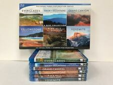 National Parks Exploration Series: Complete Collection(Blu-ray, 2012)- LIKE NEW!