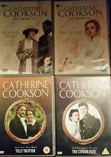 THE SECRET/THE CINDER PATH/COLOUR BLIND/TILLY TROTTER DVDs (Catherine Cookson)