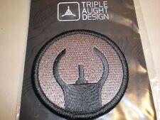 Triple Aught Design HK Rifle Carbine Front Sight TAD Morale Patch Black Gray