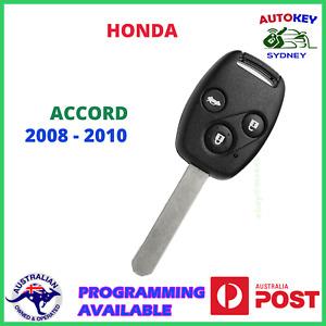 HONDA ACCORD KEY REMOTE 2008 2009 2010 433 MHZ