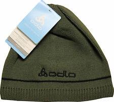 Bonnet Tricot Homme Odlo Basic Vert et Moir