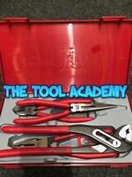 Teng Tools 2019 SALE!! 4 Piece Multi Grip Mixed Grip Pliers Set in Tray TT440